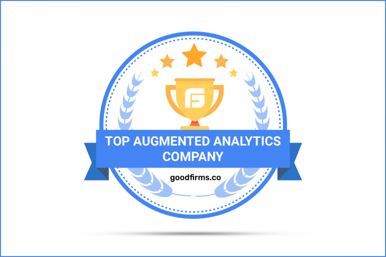 Intuceo excels at GoodFirms by creating Innovations using Opensource Technologies & Augmented Analytics